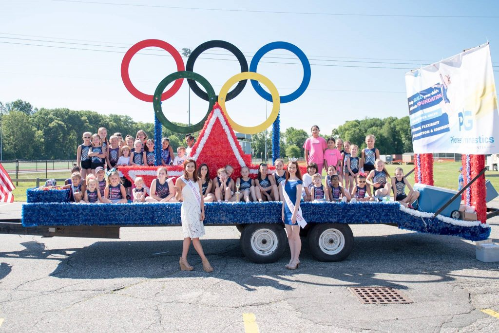 Hometown 4th of July Float Winner