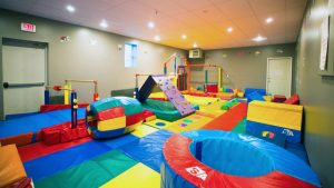 Kids Clubhouse Gym for toddlers
