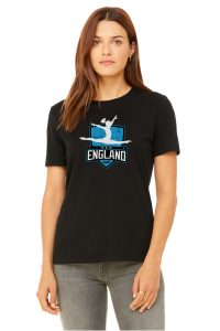 New England Black T-Shirt